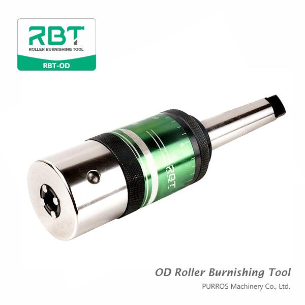 ODローラーバーニング工具(外径ローラーバーニング工具)RBT-OD