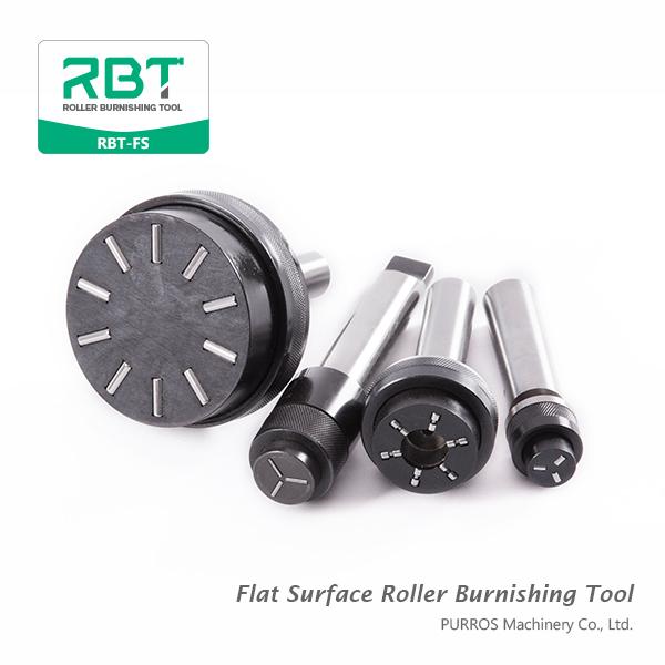 RBT Flat Surface Roller Burnishing Tool Exporter & Supplier & Manufacturer