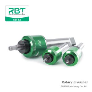 Rotary Broacher Manufacturer & Exporter & Supplier