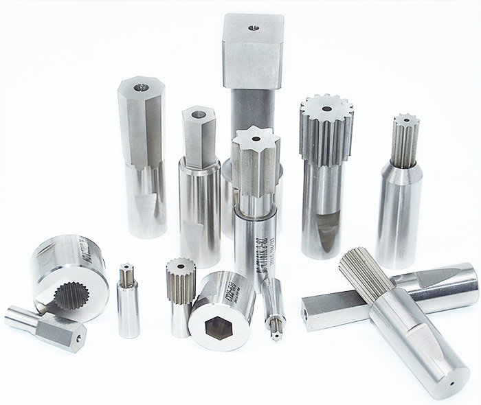 RBT Special Form Rotary Broaches, External Rotary Broaching Tools